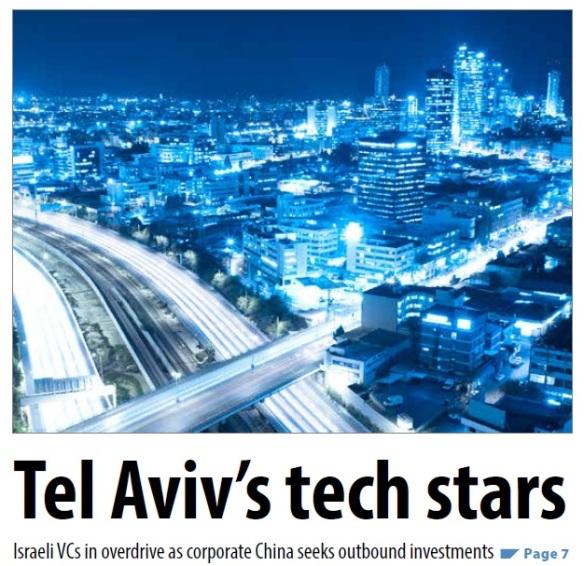 Tel Aviv's Tech stars