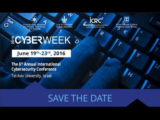 Cyberweek 2016